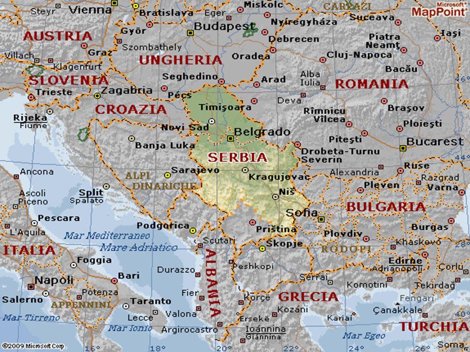 LA POPOLAZIONE E LE CITTA Il Montenegro è una repubblica.