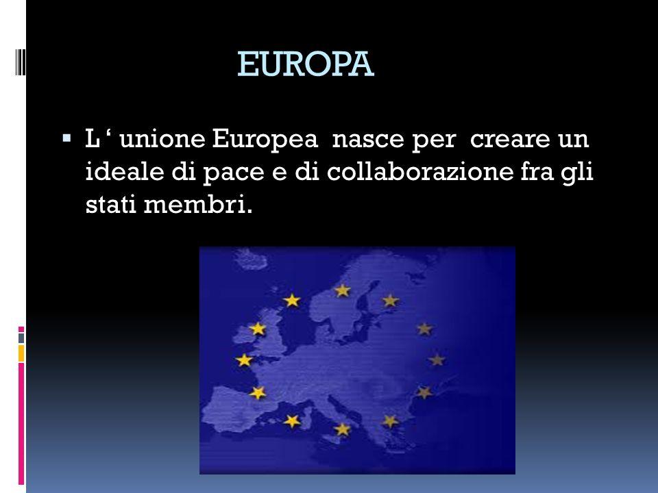 Creazione di uno spazio europeo della ricerca L UE punta a creare uno Spazio europeo della ricerca che incoraggi il trasferimento di conoscenze attraverso reti di ricercatori europei di livello internazionale.