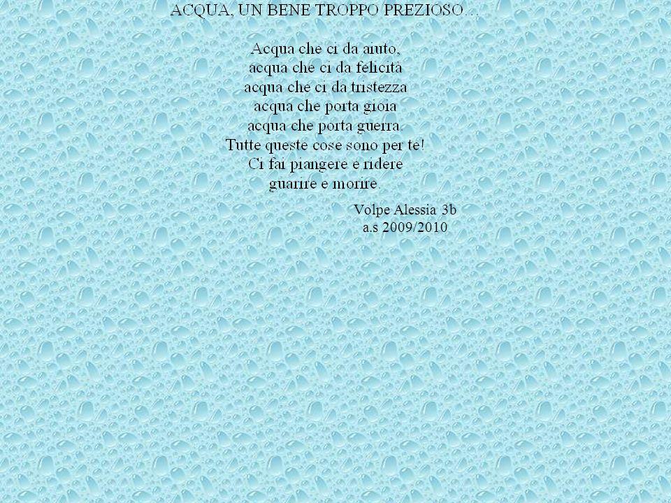 Volpe Alessia 3b a.s 2009/2010
