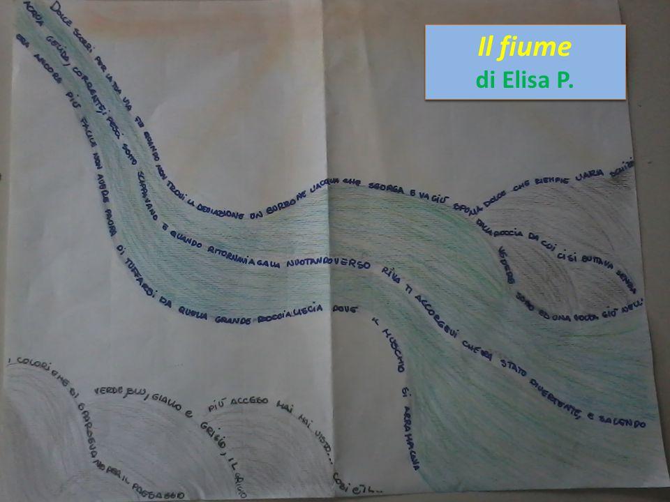 Autore: Satkunarajah Sajethan Il fiume di Elisa P. Il fiume di Elisa P.