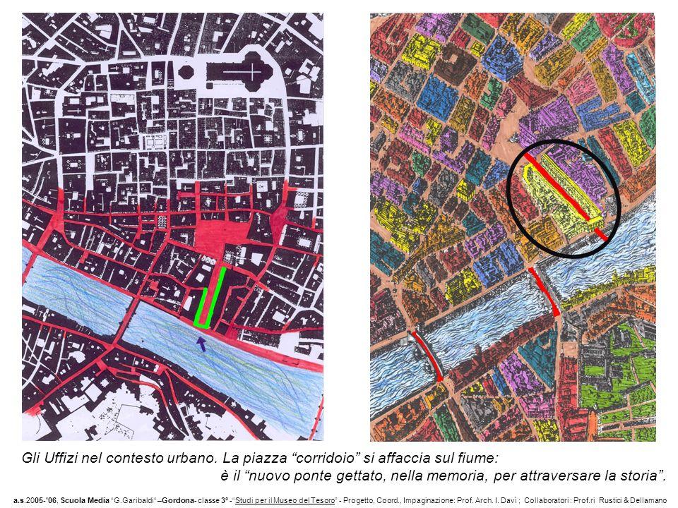 a.s.2005-06, Scuola Media G.Garibaldi –Gordona- classe 3° -Studi per il Museo del Tesoro - Progetto, Coord., Impaginazione: Prof. Arch. I. Davì ; Coll