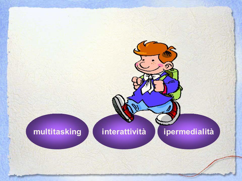 multitaskinginterattivitàipermedialità