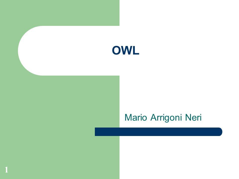 1 OWL Mario Arrigoni Neri