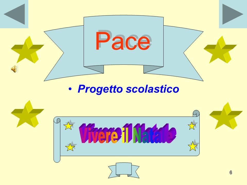 6 Progetto scolastico Pace