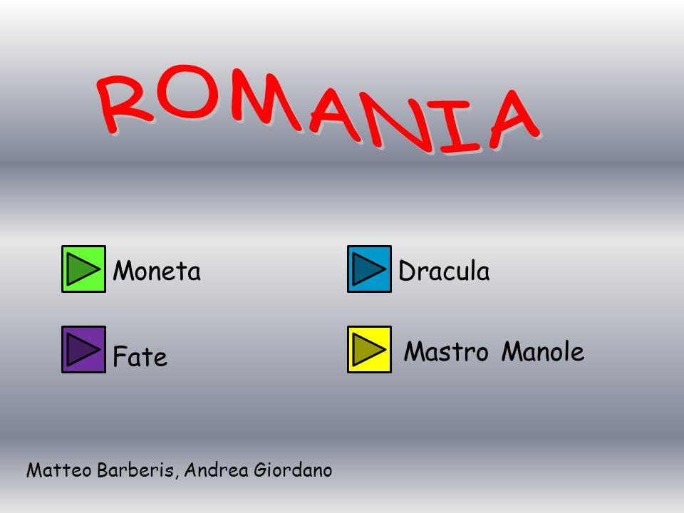 Matteo Barberis, Andrea Giordano MonetaDracula Fate Mastro Manole