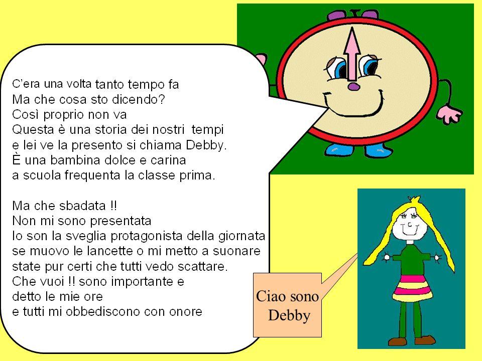 Ciao sono Debby