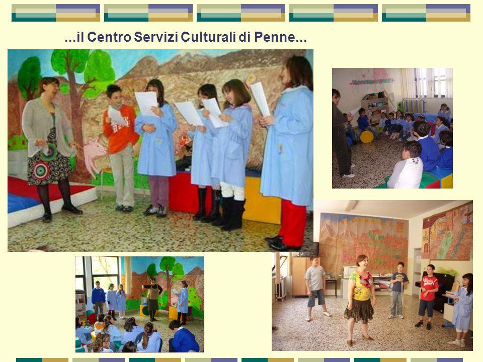 ...il Centro Servizi Culturali di Penne...