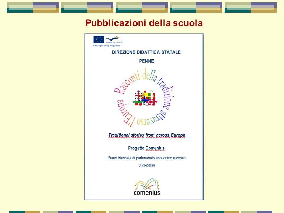 Pubblicazioni della scuola
