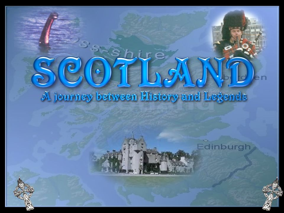 The Highlands are table-lands formed by grounds.Some mountains are of volcanic origins.
