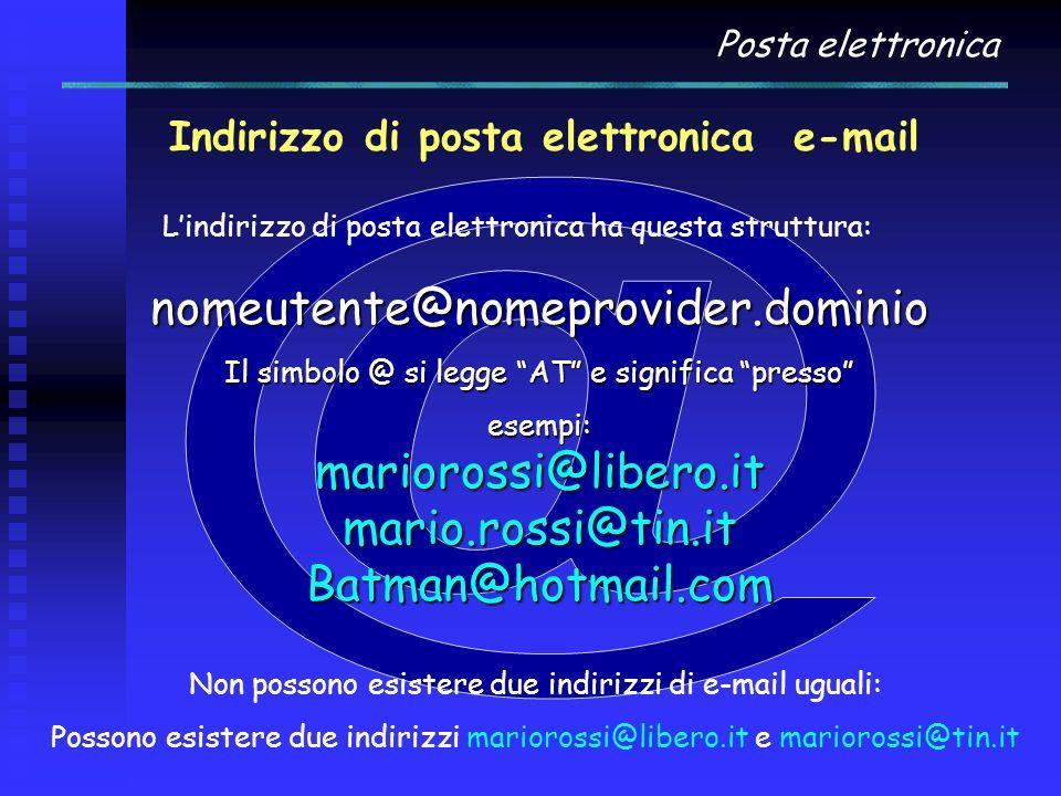 Internet BROWSER Un Browser è un programma che consente la navigazione in Internet e permette di visualizzare sullo schermo i contenuti delle pagine W