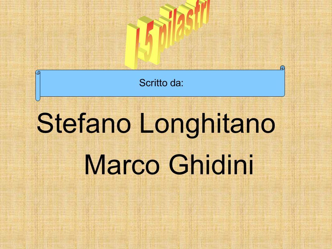 Scritto da: Stefano Longhitano Marco Ghidini