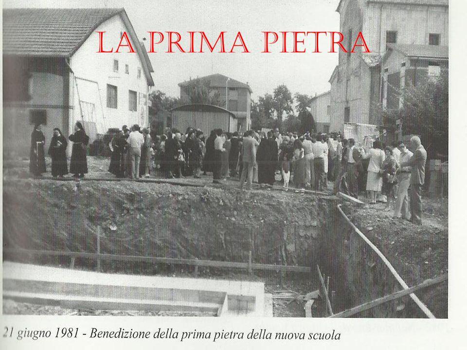 LA PRIMA PIETRA