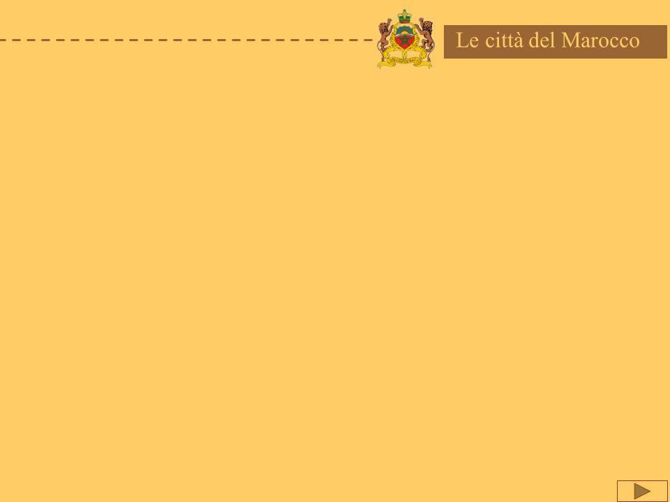 Le città del Marocco