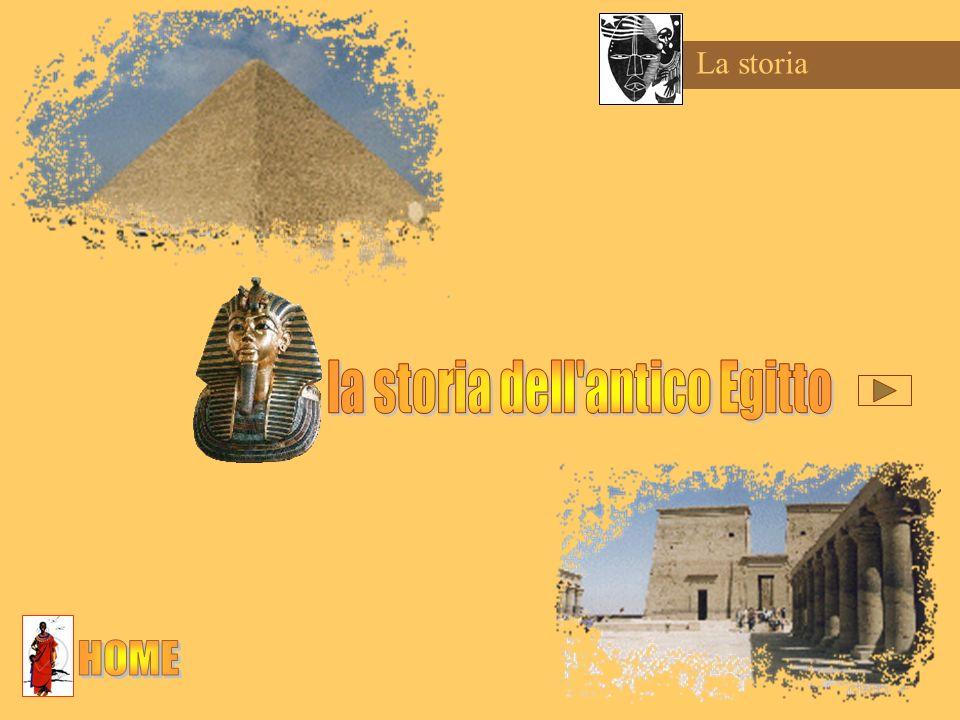 Egitto Lungo il fiume Nilo si sviluppò gia nel IV millennio a.C.