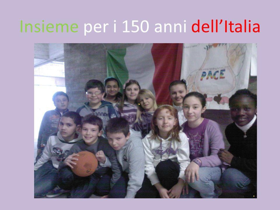 Insieme per i 150 anni dellItalia