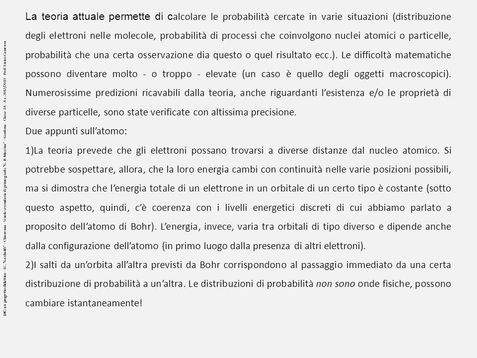 LHC: un progetto didattico - I.C. Garibaldi – Chiavenna - Scuola secondaria di primo grado G. B. Mazzina – Gordona - Classe 3A - A.s. 2012/2013 - Prof