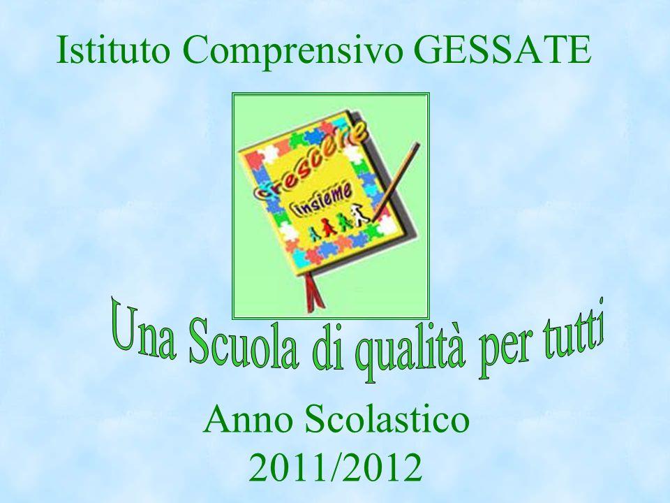 Istituto Comprensivo GESSATE Anno Scolastico 2011/2012