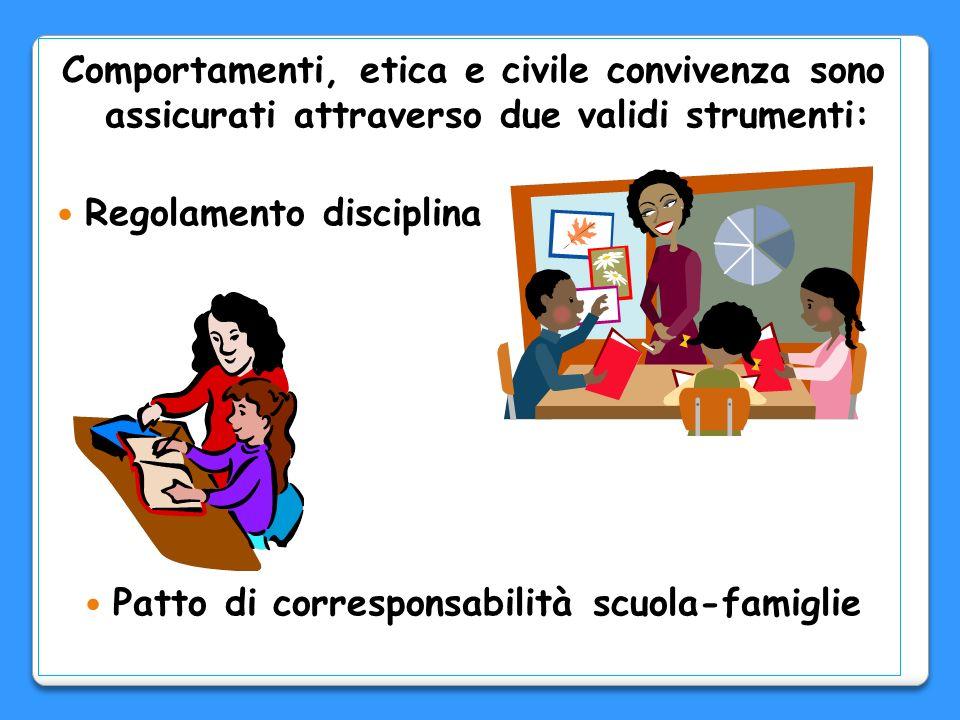 Costantemente impegnata nella formazione ed educazione dei nostri alunni, la scuola si propone di realizzare un sistema sociale fondato sul civile ris