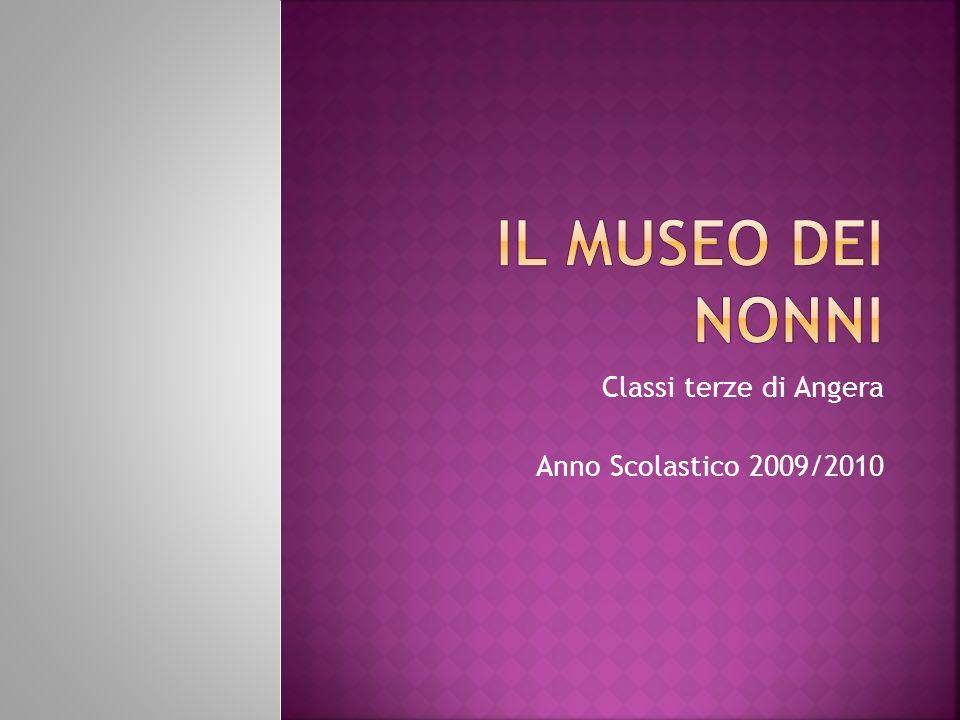 Classi terze di Angera Anno Scolastico 2009/2010