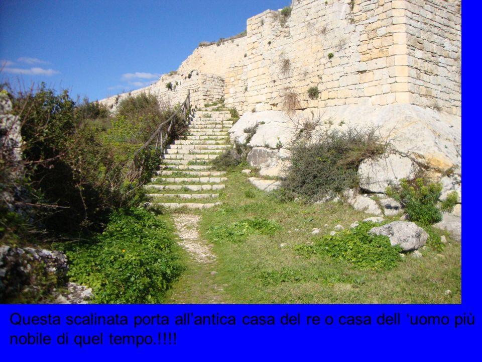 Questa scalinata porta allantica casa del re o casa dell uomo più nobile di quel tempo.!!!!