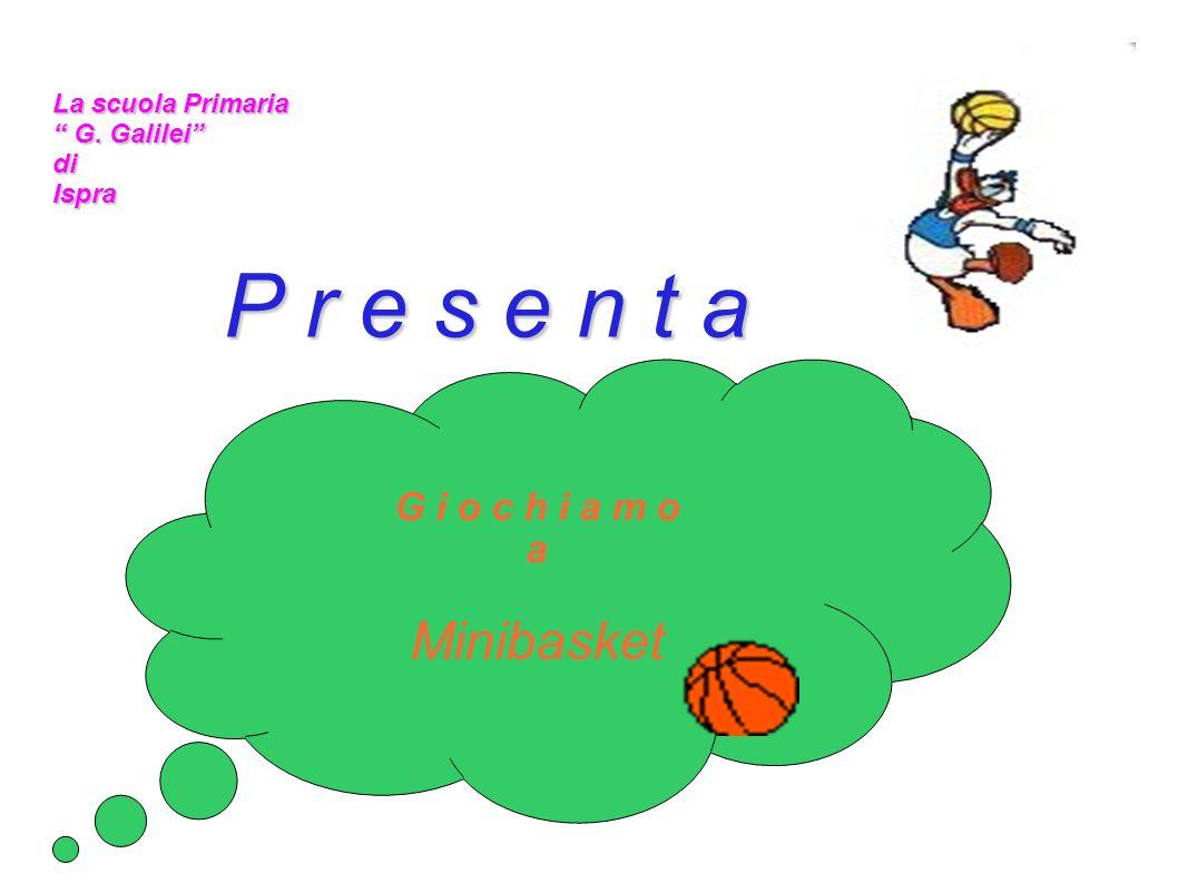 Azione educativa del Minibasket Il bambino è: Motivato Partecipa Apprende E PROTAGONISTA
