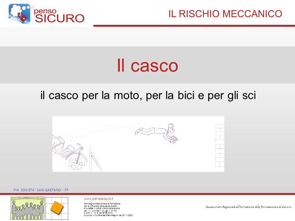 Logo Soggetto Attuatore Dimensione massima 18 mm x 5 mm www.pensosicuro.it Campagna Straordinaria di Formazione per la diffusione della salute e della