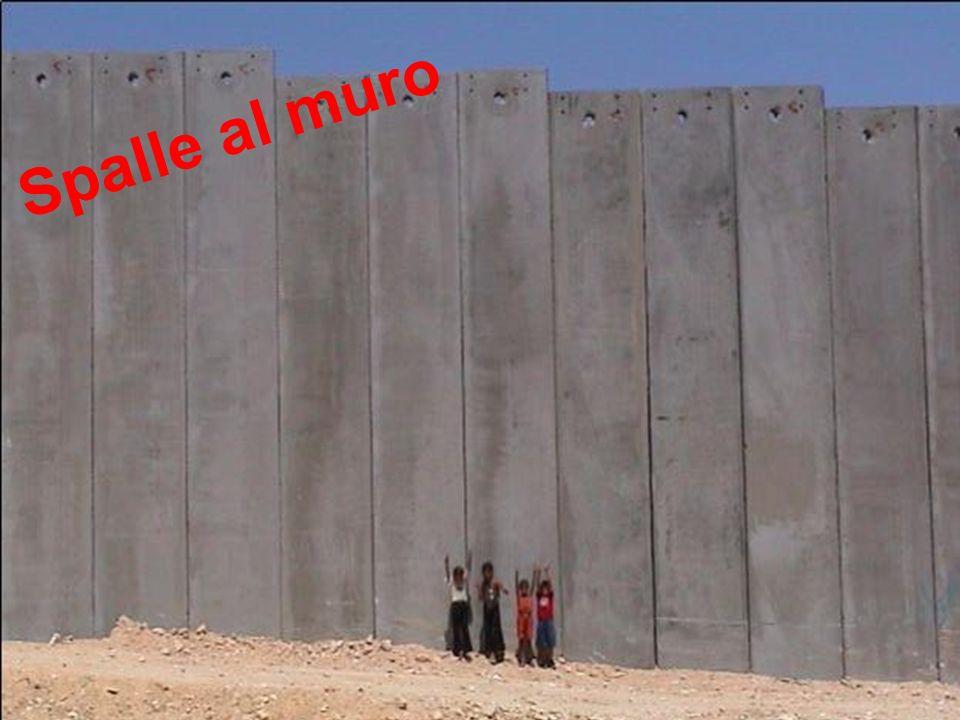 Spalle al muro