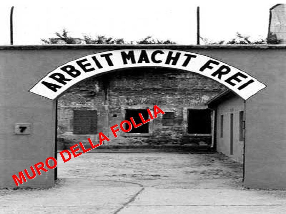 Durante lOlocausto sei milioni di ebrei sono morti nei campi di concentramento