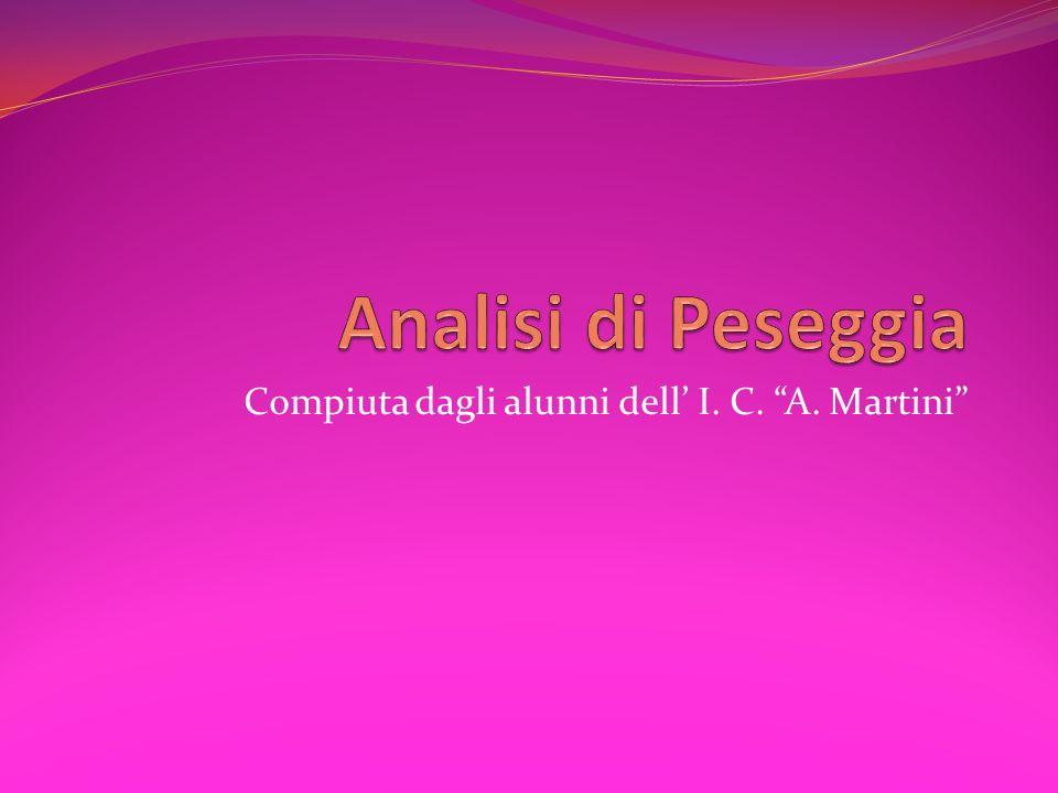 Compiuta dagli alunni dell I. C. A. Martini