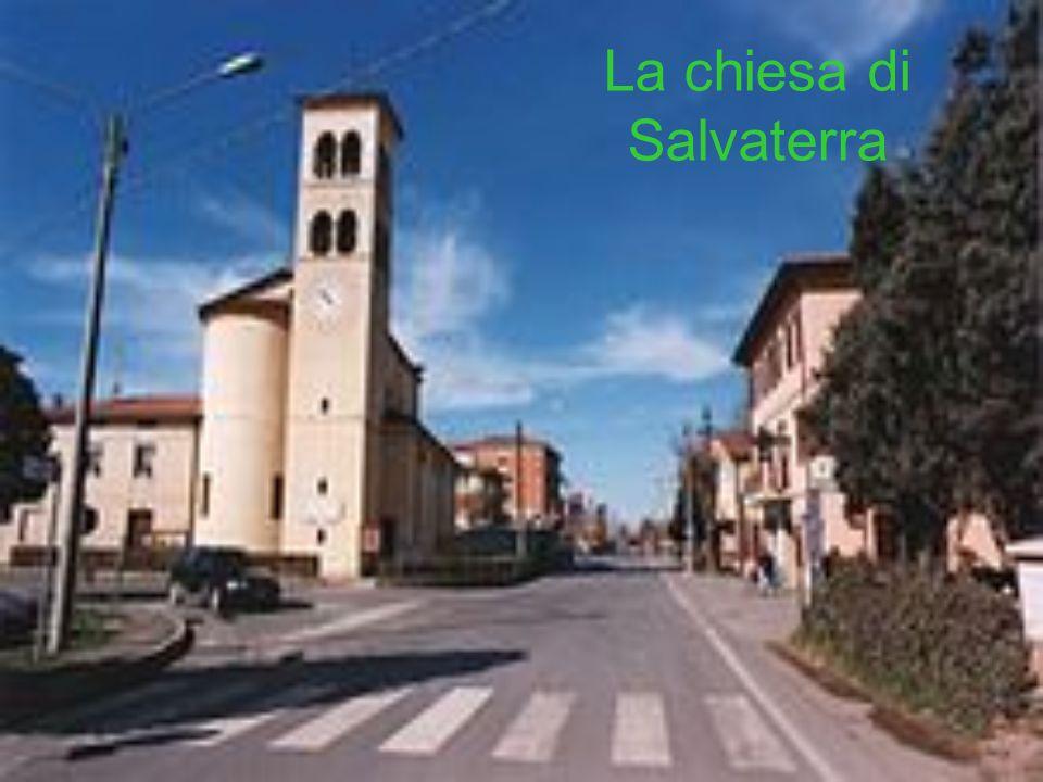La chiesa di Salvaterra