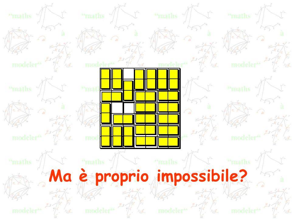 Ma è proprio impossibile?