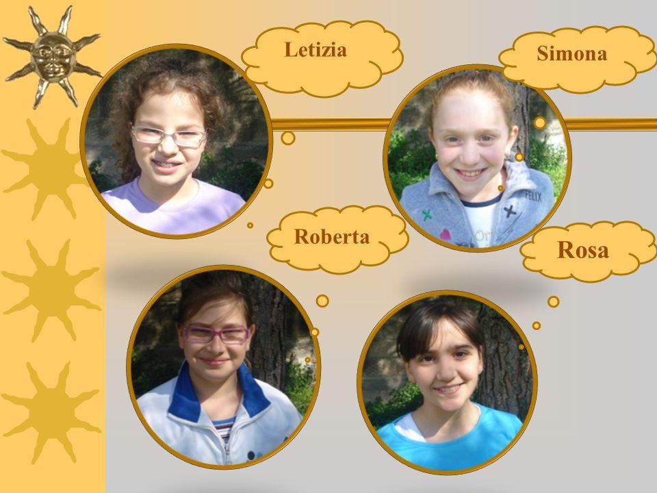 La nostra idea Sul pianeta Sedna vivevano quattro ragazze che amavano cantare, ballare e suonare.