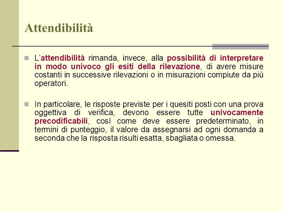 a) Definizione degli obiettivi operativi A tale scopo si può utilizzare una delle numerose tassonomie degli obiettivi cognitivi (per es.