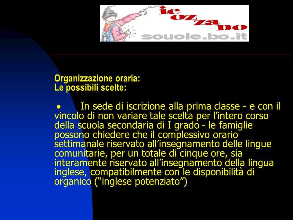 Organizzazione oraria: I TALIANO STORIA E GEOGRAFIA 9 CITTADINANZA E 1 COSTITUZIONE LINGUA INGLESE 3 LINGUA (SPAGNOLO) 2 MATEMATICA SCIENZE 6 ARTE 2 MUSICA 2 TECNOLOGIA 2 SCIENZE MOTORIE 2 RELIGIONE O ALT.
