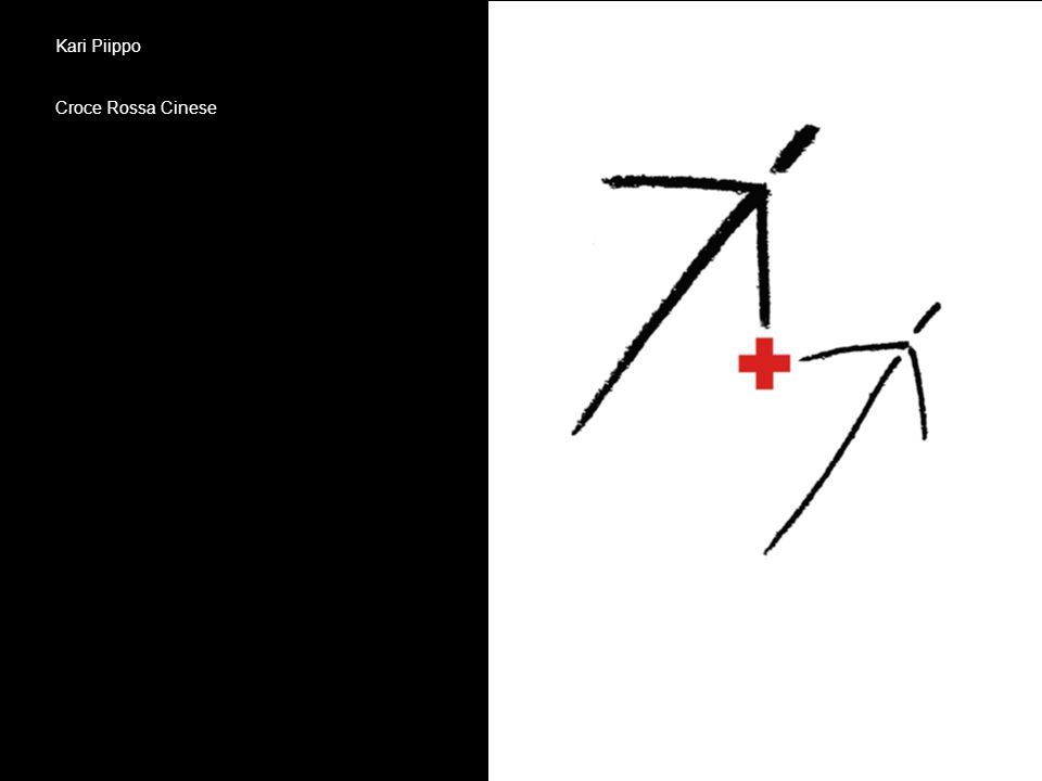 Kari Piippo Croce Rossa Cinese