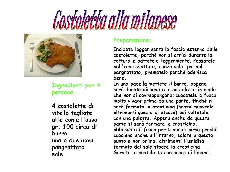 Ingredienti: per 6-8 persone gr.200 di mandorle dolci gr.