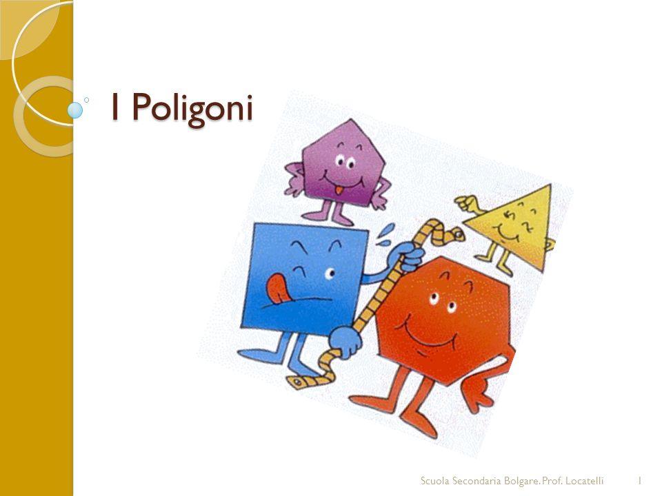 Congruenza congruentiDue poligono si dicono congruenti se, sovrapposti, coincidono punto per punto Isoperimetria isoperimetriciDue poligoni aventi lo stesso perimetro si dicono isoperimetrici Scuola Secondaria Bolgare.