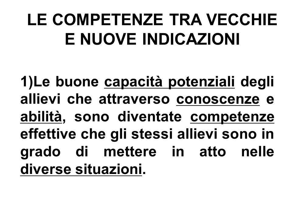 60 Italiano: riflessioni sui risultati Conoscenze grammaticali.