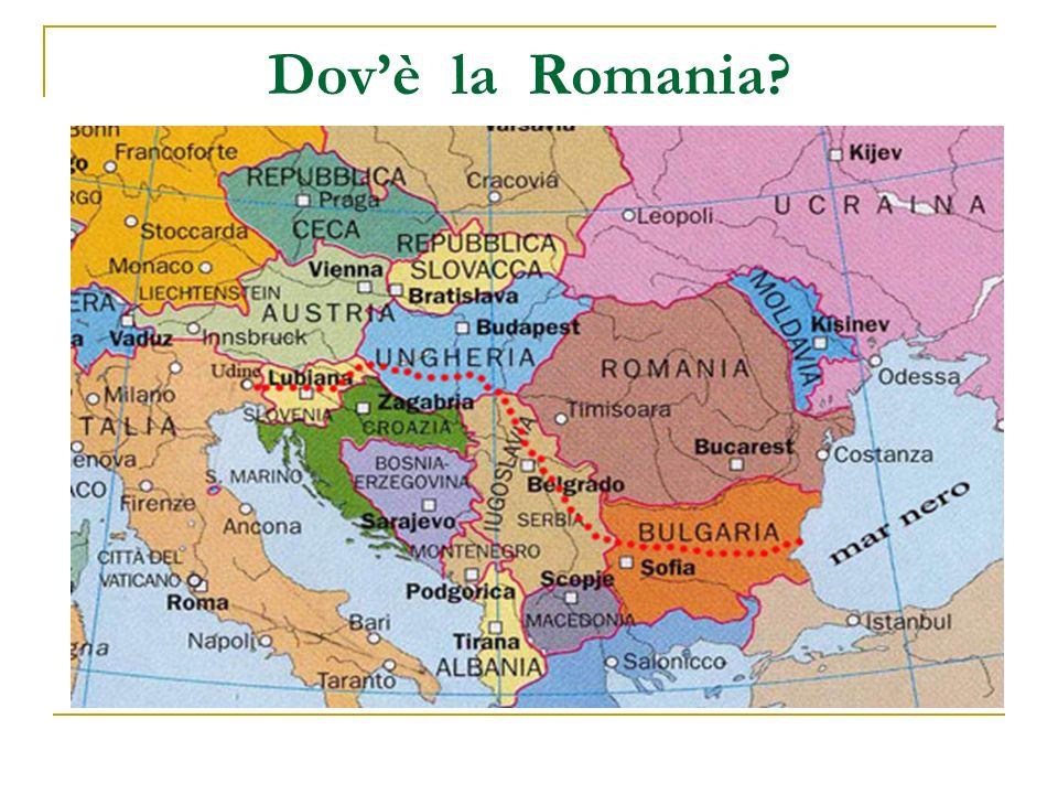 Dovè la Romania?