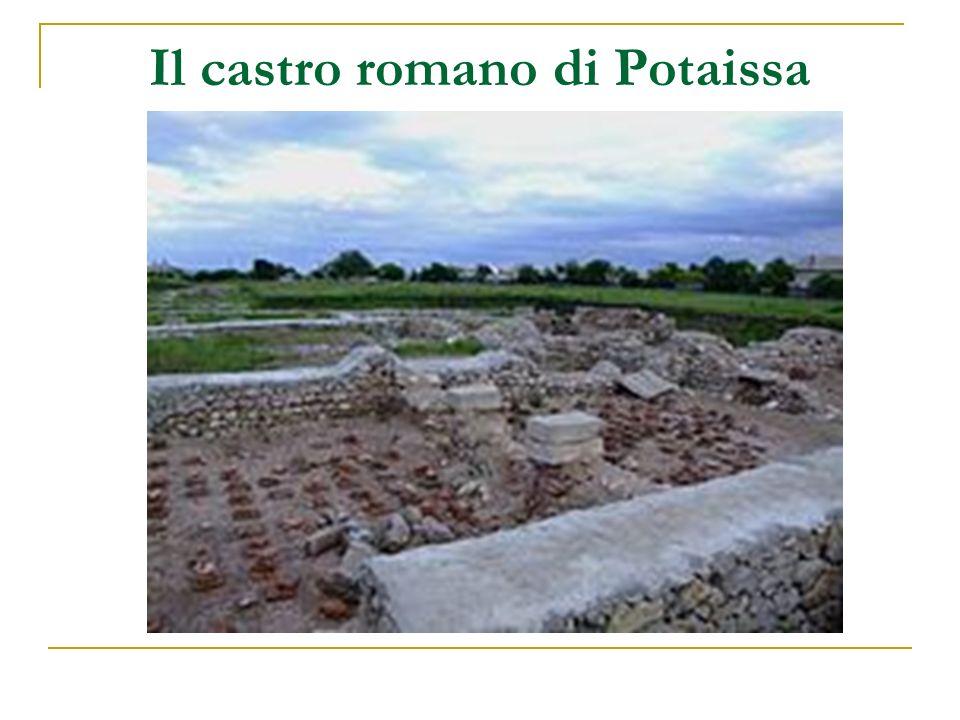 Il castro romano di Potaissa