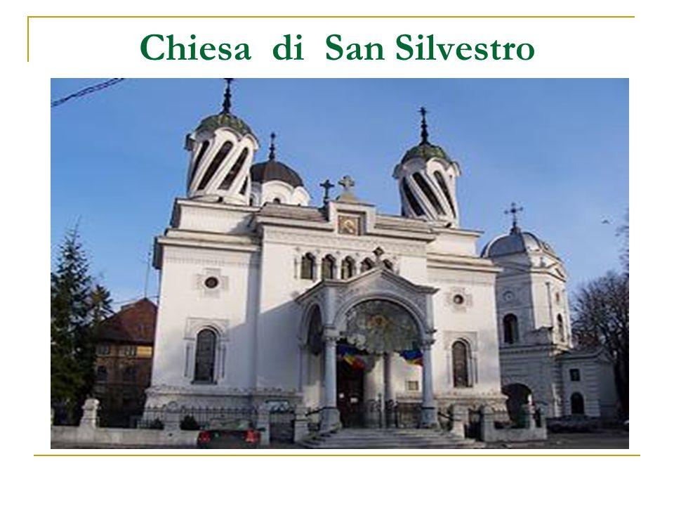 Chiesa di San Silvestro