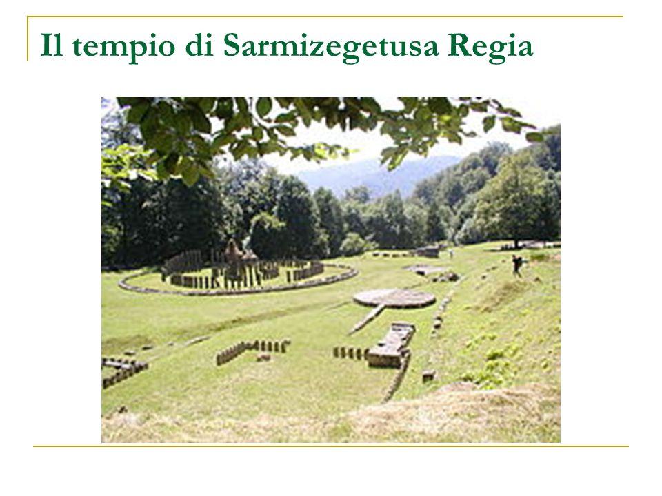 Il tempio di Sarmizegetusa Regia