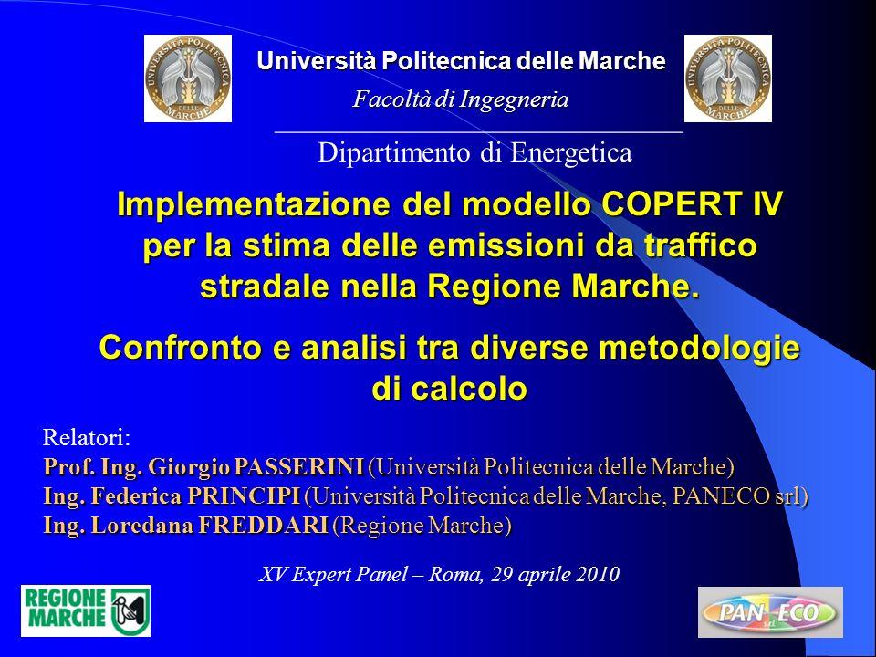 La Regione Marche ha approvato il Piano di risanamento e mantenimento della qualità dellaria ambiente (ai sensi del D.Lgs.