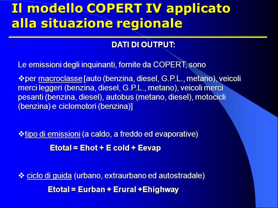 Regione Marche - Anno 2005 REPORT: Source oriented (emissioni suddivise per origine).