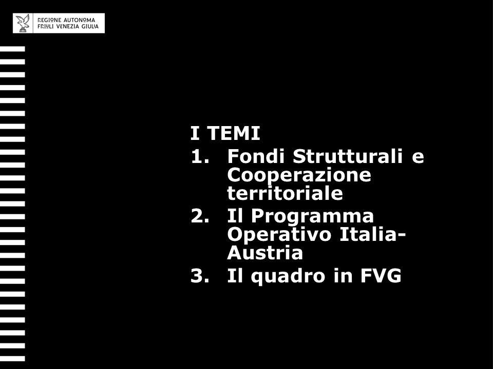 Asse Prioritario 1 Relazioni economiche, competitività, diversificazione