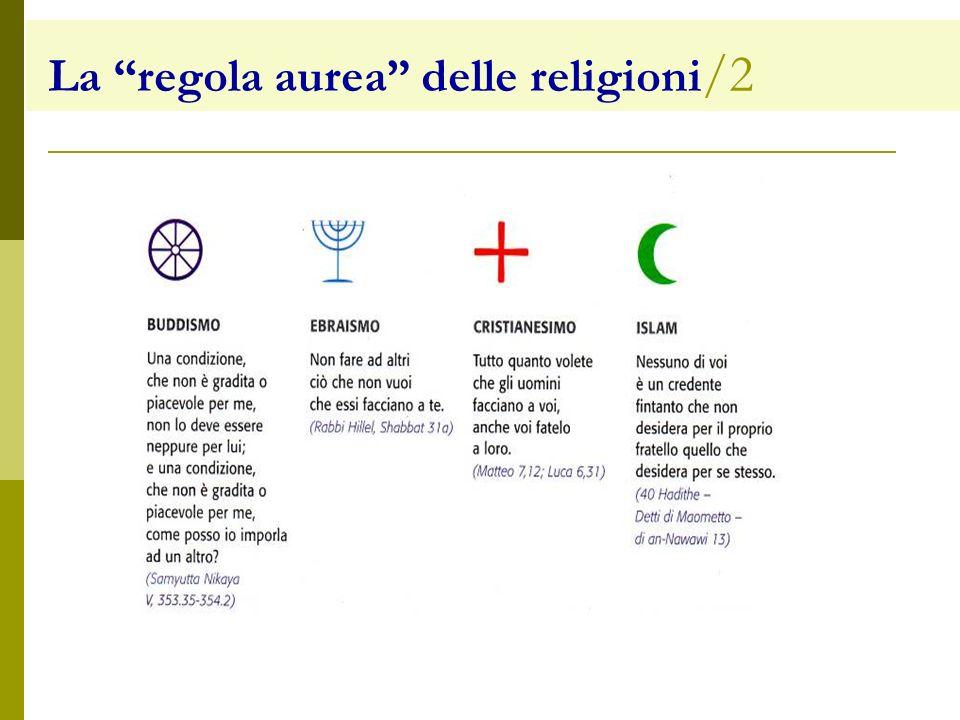 La regola aurea delle religioni /2