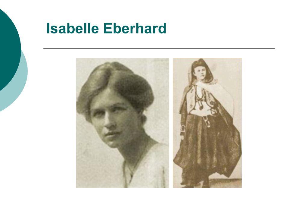 Isabelle Eberhard