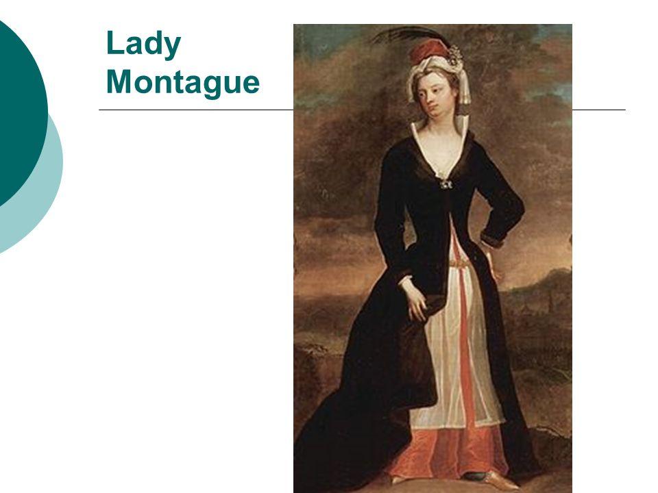 Lady Montague