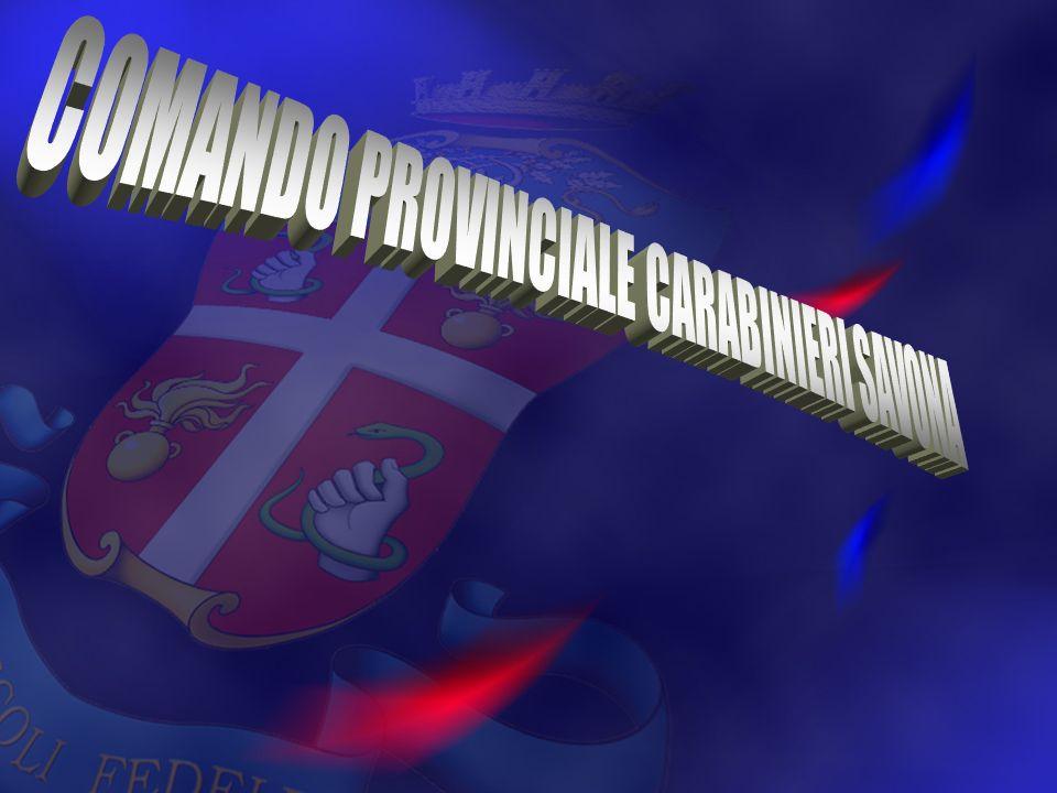 Comando Provinciale Carabinieri di Savona