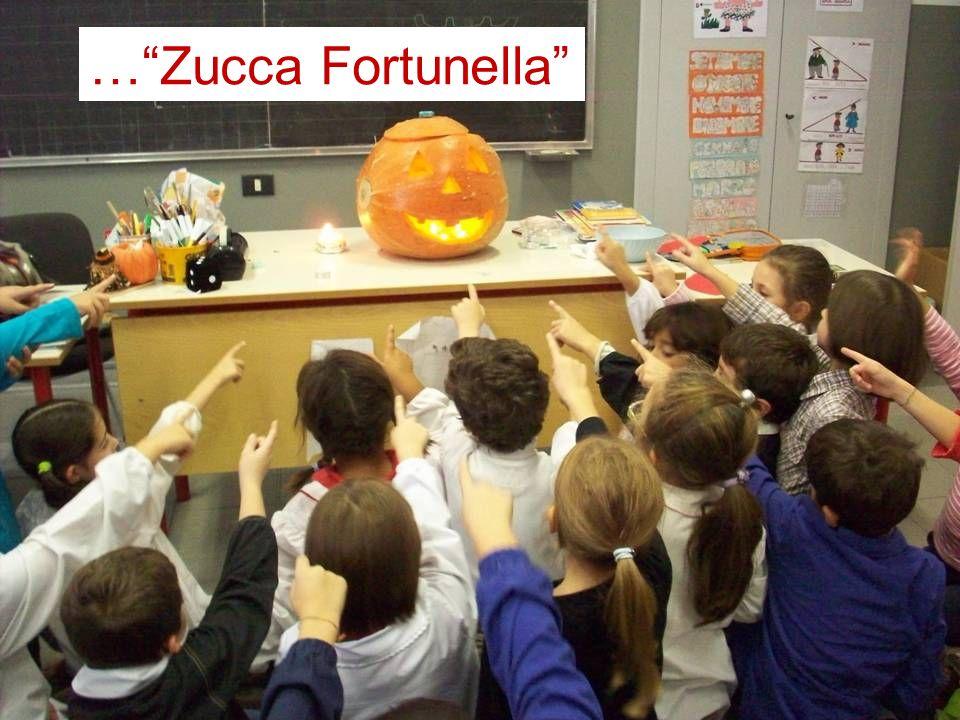 …Zucca Fortunella